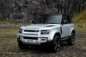 Cole Marzen On Twitter The 2021 Land Rover Defender X Dynamic Breaks Cover With Blacked Out Mirror Caps Window Decals Lower Sills And Wheel Arch Claddings Additionally The Suv Rides On Top Of A