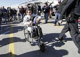 Reports: Alex Zanardi in serious crash while racing handbike