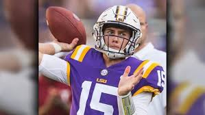 He Speaks! Projected starting QB Myles Brennan did first media interview at  LSU   wwltv.com