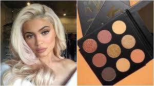 kylie jenner eye makeup palette
