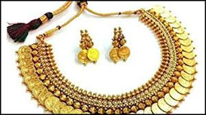 artificial jewellery designs gold