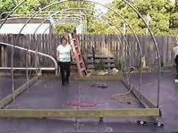 Hoop House Greenhouse Hoop Bending Tools Nursery Supply