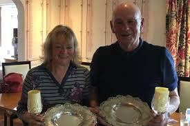 Hilda Williams Salvers Winners | St Austell Golf Club