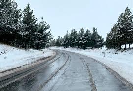 Lluvias en la costa y nevadas en el centro y oeste de Chubut