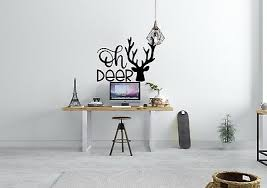 Dear Bed I Love You Wall Art Bedroom Home Quote Holiday Sticker Decal Lswa98563