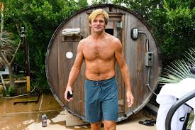 """Laird Hamilton on Twitter: """"I'm recovering in the Sauna or 'The ..."""
