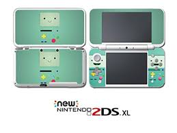 Adventure Time Beemo Bmo Jake Controller Gameboy Video Game Vinyl Decal Skin Sticker Cover For Nintendo New 2ds Xl System Conso Newegg Com