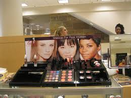 macy s makeup counter makeover