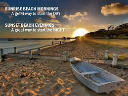 beach sunrise quotes beach quotes quote of the day