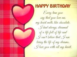 birthday love quotes org