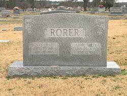 Addie Bailey Rorer (1893-1982) - Find A Grave Memorial