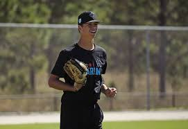 Miami Marlins prospects: How Connor Scott fits in long-term plans | Miami  Herald