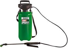 Ronseal Sta016145 Hand Pressure Sprayer Amazon Co Uk Diy Tools