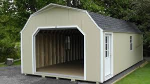 prefab sheds garages