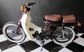 honda prima scooter honda c70
