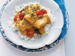 Indian Coconut Fish Curry Recipe - Anya ...
