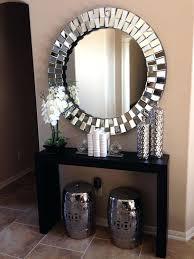 wall mirrors small round uk mirror art