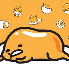 Gudetama Egg Shell Home Skin Sanrio