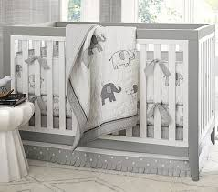 taylor elephant crib bedding set