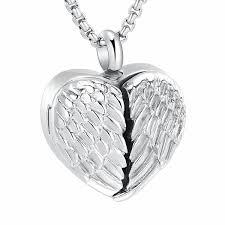 2020 cremation urn pendant necklace