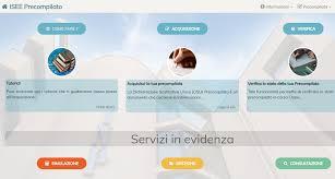 ISEE Precompilato online: tutorial e servizi INPS - PMI.it