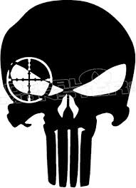 Navy Seal Skull 3 Decal Sticker Decal Max