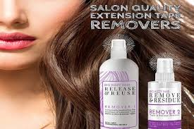 4 best glue remover for hair extensions