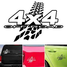20cm 13 6cm New 4x4 Off Road Mud Funny Vinyl Decals Car Sticker Car Styling Black White Car Stickers Aliexpress