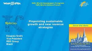 Eduardo Smith - Pinpointing sustainable growth and new revenues