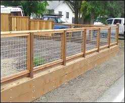 Hog Wire Fence Panels Home Depot Hog Wire Fence Wire Fence Building A Fence