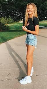 Lizzie Greene - Ivy - #Greene #ivy #Lizzie - #ados #Greene #Ivy #Lizzie |  Modestil, Junge mädchen mode, Sommer kleidung