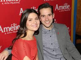 Phillipa Soo, Adam Chanler-Berat, and Stars of Broadway's Amélie ...