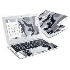 Mightyskins Protective Vinyl Skin Decal Cover For Acer Chromebook 11 Cb3 111 Laptop Cover Wrap Sticker Skins Gray Camo Walmart Com Walmart Com