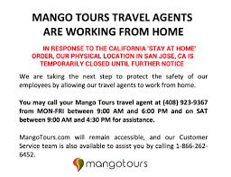 mango tours 1981 by rd san jose ca