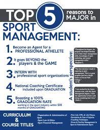 sport management toccoa falls college