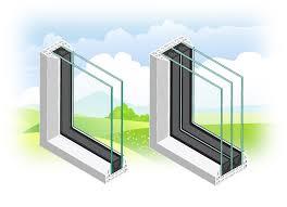 double vs triple glazing