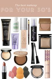 best makeup for a 30 something year old