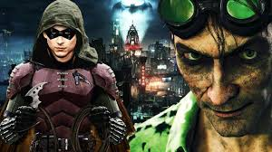 THE BATMAN 2021 ROBIN LEAK CONFIRMED!? RIDDLER CRAZY SCENE LEAKED ...