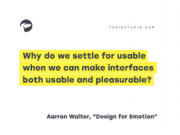 design for emotion expert tips by aarron walter ux planet