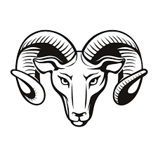 High Quality Living Room Hollow Out Rams Head Wall Stickers Pvc Art Home Decor Animal Wall Mural Wall Mural Wall Stickeranimals Wall Aliexpress