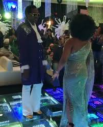 NaijaCelebrities.net: Sahara Energy Boss Toney Cole Opens Vault Of Wealth  To Stage Old Skool 50th Birthday Bash As Moneyed Ingredients Of Leisure  Hold Sway At Friday Night Party