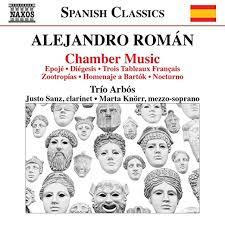 ROMAN, A. - Alejandro Roman: Chamber Music - Amazon.com Music