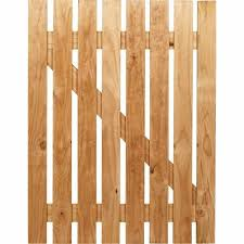Motueka Pickets Picket Gate Square Profile Top Fencing Timber Mitre 10