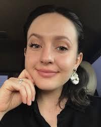 simple weekend makeup look the daily