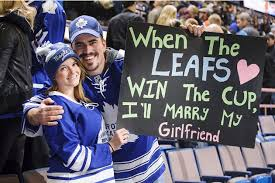 big dumb maple leafs fan vows to