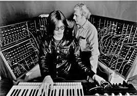 Bob Moog and Wendy Carlos (I think) | Electronic music, Radio city music  hall, Music history