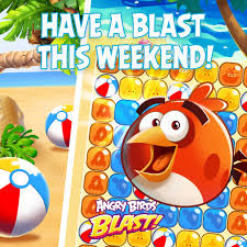 Angry Birds Blast - Home