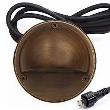 eyelite 12v step light low voltage