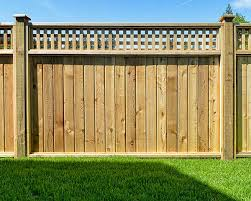 Decorative Gate Upgrades For A Wooden Privacy Fence