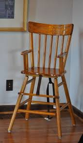 diy high chair seat and harness system